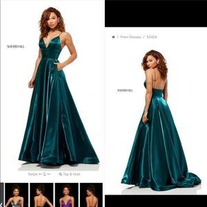 Sherrie Hill Gown